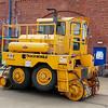 Trackmobile LGN971310798 TM 4150 - Holgate Works, York - 9 June 2011