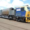 Windhoff DR 98955 - holgate Works, York - 9 June 2011