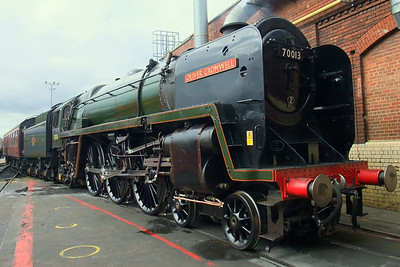 70013 Oliver Cromwell.