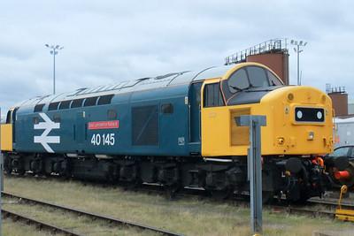 40145 East Lancashire Railway.