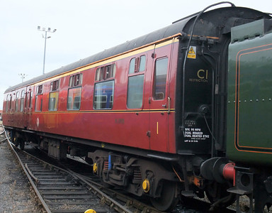 17019, support coach for 70013 Oliver Cromwell.