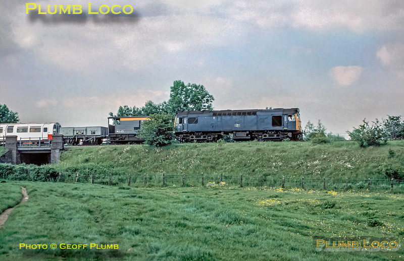 25265, Haddenham, 8th June 1984