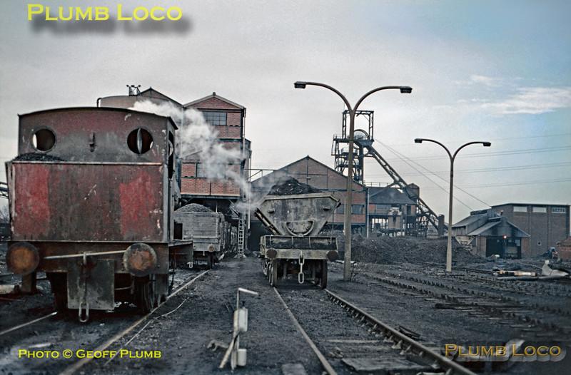 NCB 'Astley', Primrose Hill Colliery, 19th January 1971