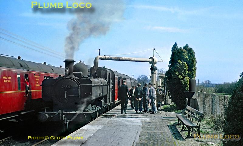 9654, Witney, 22nd April 1962