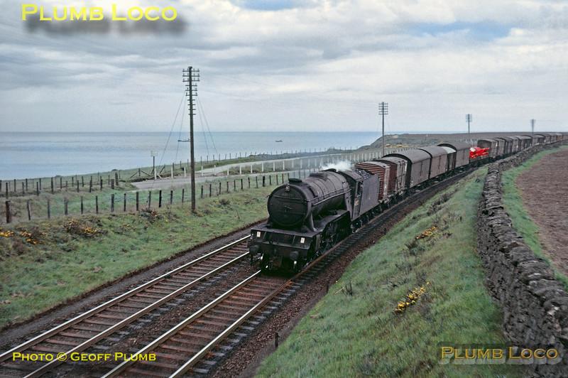 LNER V2 No. 60822, Nigg Bay, 15th May 1964