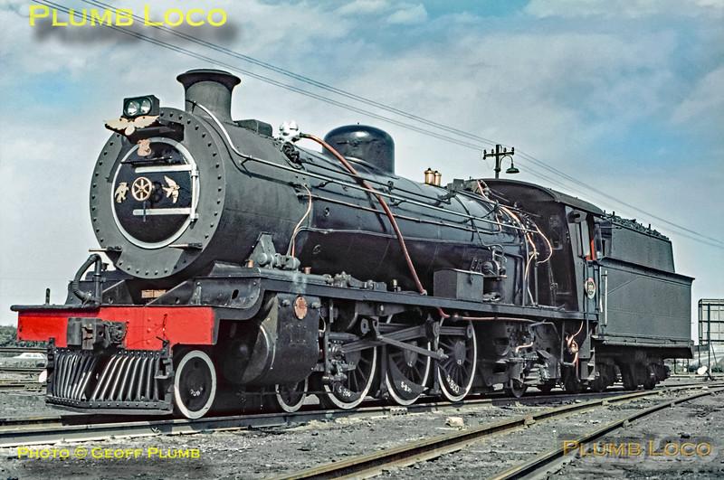 SAR No. 800, Sydenham, 30th August 1972