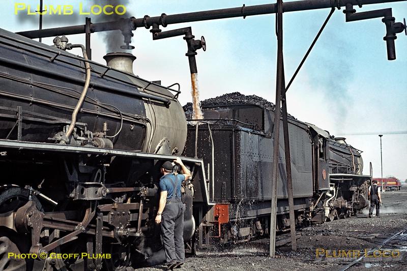 SAR Class 15CAs, Capital Park, 20th August 1972