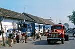 Surajaja Steam Tram, PNKA No. B12 21, Udjung, 28th July 1973