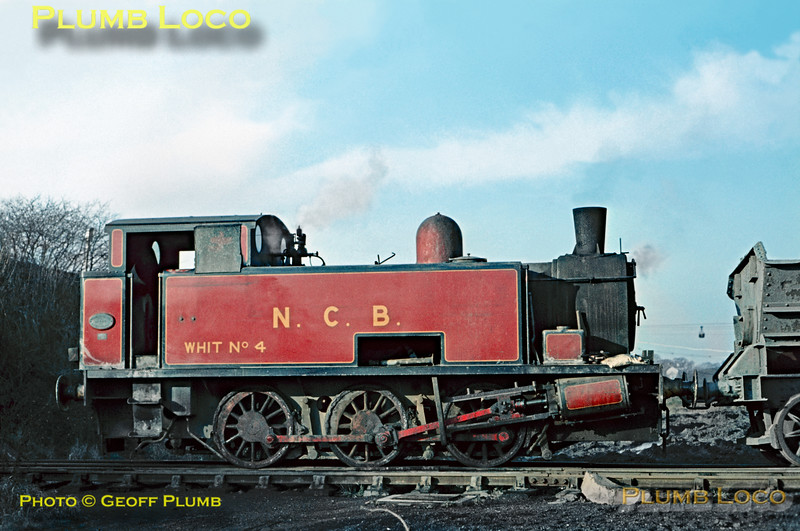 NCB Whit No. 4, Water Haigh, 19th January 1971