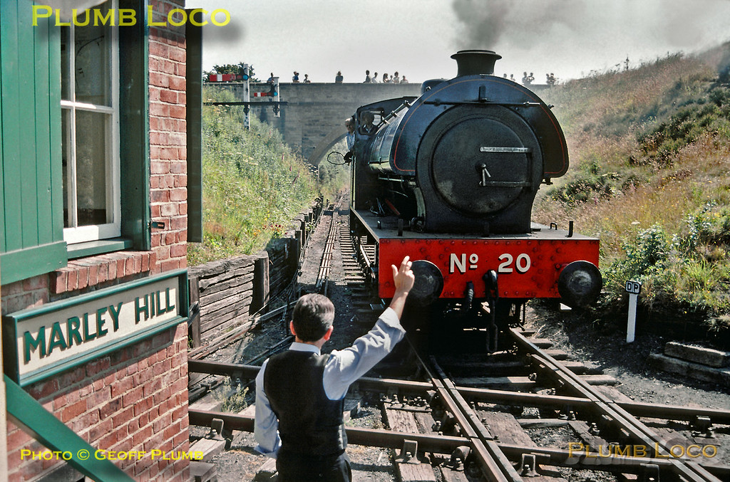 NCB No. 20, Marley Hill, 9th July 1995