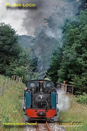 VoR No. 9 near Aberffrwd, 24th June 1971