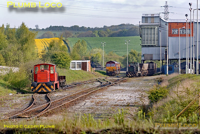 66112, Oxcroft Disposal Point, 11th May 2005
