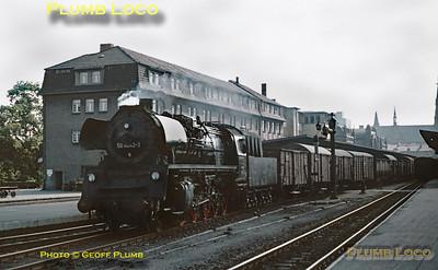 DR No. 50 4042-3, Schwerin, 11th September 1971