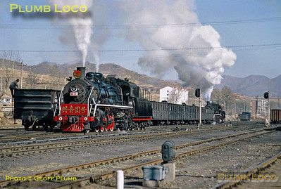 SY1522, Chengde Line, 4th November 2002