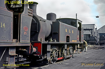 NCB Hunslet No. 1506, Bowes, 5th August 1965