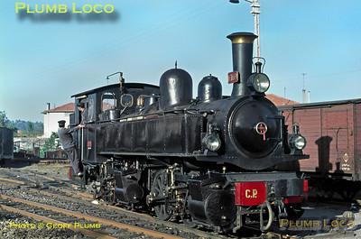 CP No. E169, Senhora da Hora, 3rd November 1969