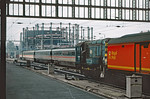 08625 & HST, St Pancras, 6th May 1989