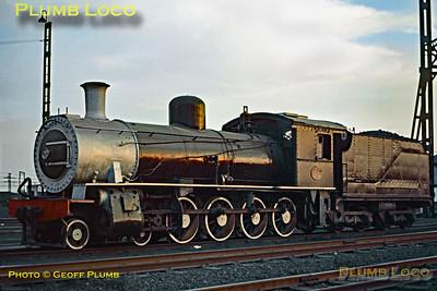 SAR No. 1219, Germiston, 19th Augut 1972