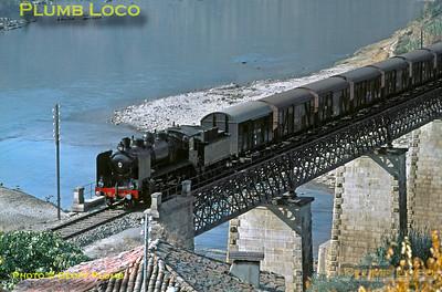 CP No. 292, Tua Viaduct, 6th November 1970