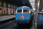 Midland Blue Pullman, Leicester, 11th May 1963