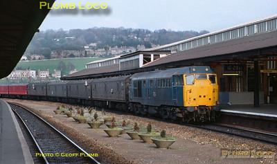31429, Bath Spa, 20th April 1990