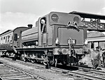 GNR No. 1247, Hatfield, 1X47, 14th April 1962