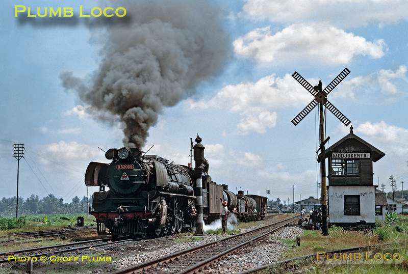 PNKA No. D52 089, Modjokerto, 29th July 1973