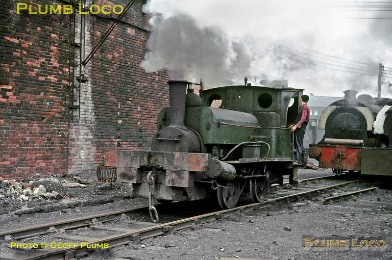 Lewin No. 18, Seaham Harbour, 2nd August 1965