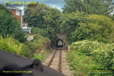PoV 37175, BLS '565 Special', Pontarddulais Tunnel, 2nd September 2017