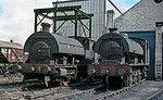 NCB Bowes, RSH Nos. 7604 & 7751, 5th August 1965