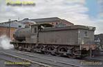 65832, Sunderland MPD, 3rd August 1965