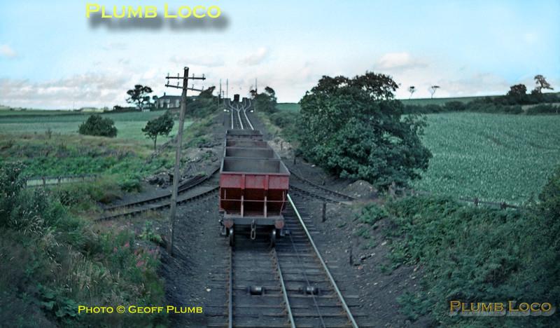 Bowes Railway, Birkshead Incline, 5th August 1965