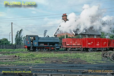 NCB No. 44, Backworth, June 1969
