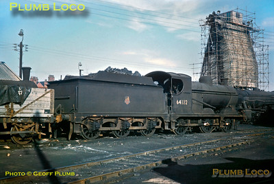 64332, Langwith Junction, 30th August 1959