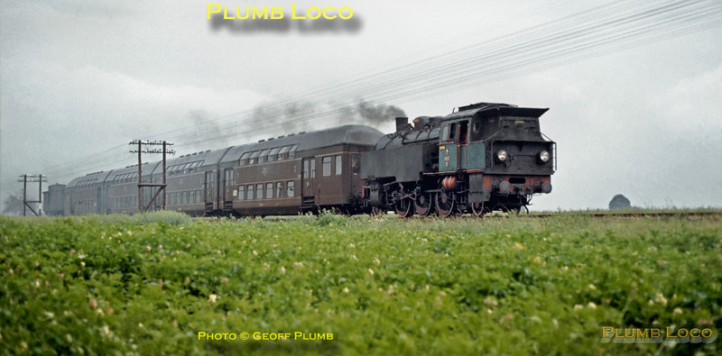 PKP OKl27-57, near Prudnik, 27th June 1974