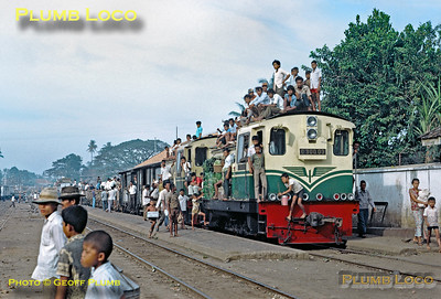 PNKA No. C300 03, Kebajoran, 4th August 1973