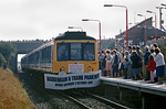 DMU, Haddenham & Thame, Opening Day, 3rd October 1987