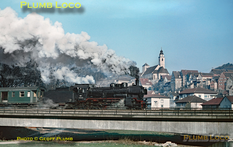 DB No. 038 650-8, Horb, 9th April 1971