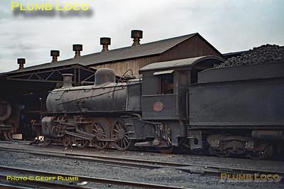 SAR No. 776, Germiston, 19th August 1972