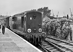 D8236, North Woolwich, 6th October 1962