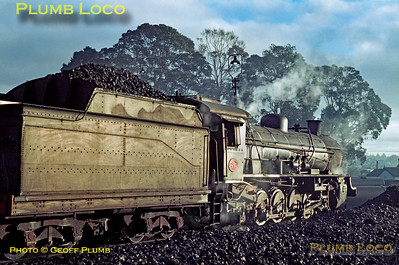 SAR Class 14CRB No. 1780, Butterworth, 29th August 1972
