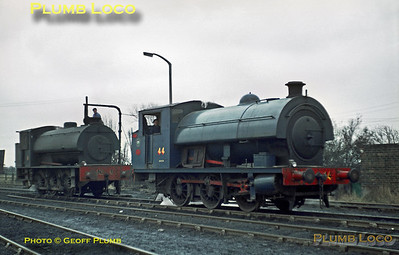 NCB No. 44 & No. 6, Eccles Colliery, March 1969