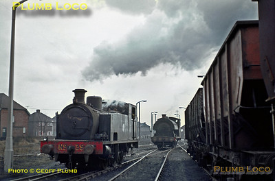 NCB No. 39, Eccles Colliery, March 1969