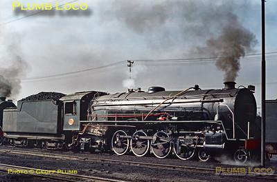 SAR No. 2836, Capital Park, 20th August 1972