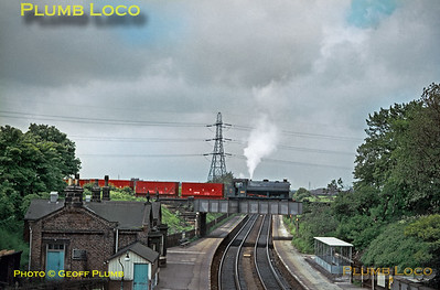 NCB No. 60, Backworth Station, June 1969