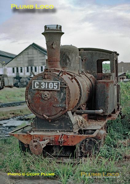 PNKA No. C31 05, Sidotopo, 27th July 1973