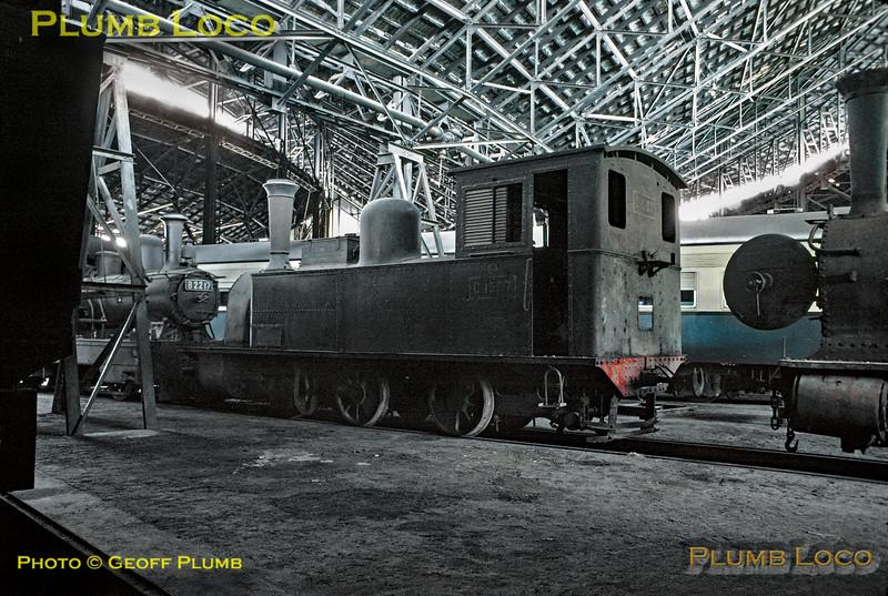 PNKA No. C15 07, Lempujangan, 22nd July 1973