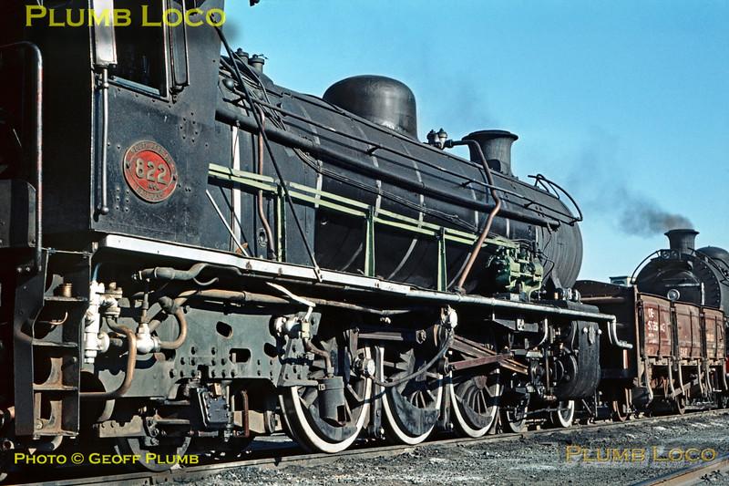 SAR No. 822, Springs, 20th August 1972