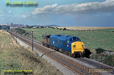 D6758, Easington, 30th September 1971