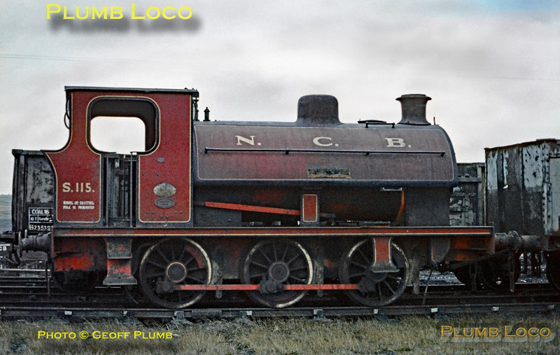 NCB No. S.115, Wheldale, 19th January 1971